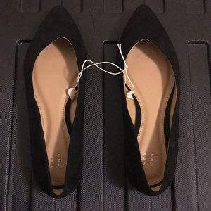 Brand New with Box Black Flats